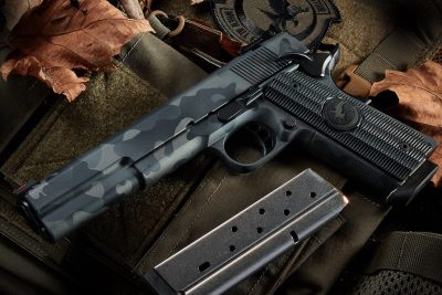 nighthawk custom 1911 black multicam cerakote hillbilly223