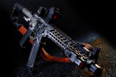 battle arms ar15 cerakote finish