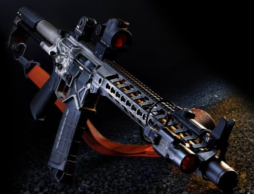 Battle Arms Cerkote AR15